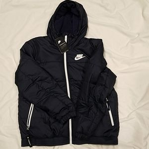 Last one.  Nike Jacket